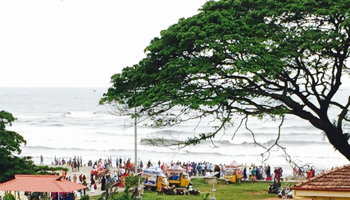 Fort Cochin Beach